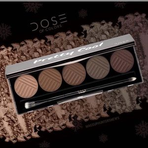 Dose of Colors Pretty Cool Eyeshadow Palette